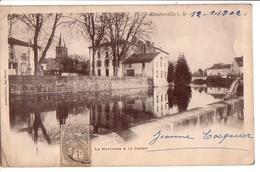 RAMBERVILLERS: La Mortagne Et Le Casino - Rambervillers