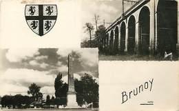 BRUNOY CARTE MULTIVUES - Brunoy