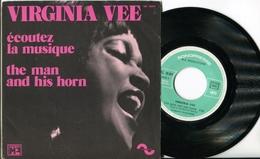 """Virginia Vee""""45t Vinyle""""Ecoutez La Musique"""" - Soul - R&B"""