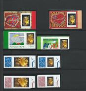 FRANCE - ANNEE 2006 - Huit Timbres Personnalisables Autoadhésifs - Logo Masque D'or De TOUTANKHAMON - Personalized Stamps