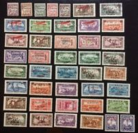£££ Alaouites - Colonie France -collection De Timbres MH*/O - Forte Valeur - France