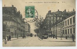 LYON - Avenue Berthelot - Ecole De Santé Militaire - Altri