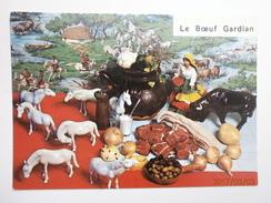 Postcard Le Boeuf Gardian My Ref B2515 - Recipes (cooking)