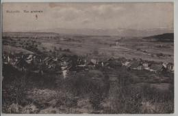 Molondin - Vue Generale - Photo: A. Deriaz No. 2939 - VD Vaud