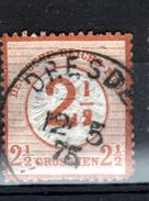 ALLEMAGNE, Y & T N°28 - Gebraucht