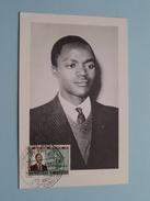 G. KAYIBANDA Président De La République Rwandaise ( KIGALI - 1 Juil 1962 ) ! - Rwanda