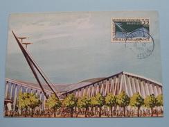 Brussel Expo 1958 ( Republique De La FRANCE Pavillon ) ! - 1958 – Brussels (Belgium)