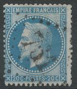 Lot N°35204   N°29, Oblit GC 761 CASTELNAU-MAGNOAC (63), Ind 5 - 1863-1870 Napoleon III With Laurels