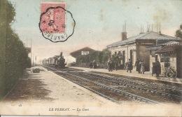 78 - LE PERRAY  LA GARE - Le Perray En Yvelines