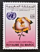 SESSION ONU CONSACREE AUX ENFANTS 2002 - NEUF ** - YT 1304 - MI 1405 - Marokko (1956-...)