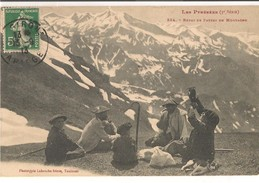 Saint Girons:: Repas Des Patres En Montagne - Saint Girons