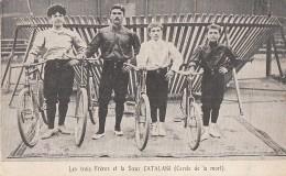 Spectacle - Fête Foraine Cirque - Cyclisme - Cercle De La Mort - Entertainers
