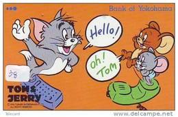 TOM And JERRY - CHAT & Souris - CAT & Mouse - KATZE & Maus (38) - Stripverhalen
