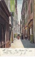 CPA - Nice -rue Dans L'ancienne Ville  ( En L'état ) - Nizza