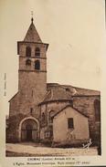CPA - FRANCE - Chirac Est Une Ancienne Commune Située Dans Le Départ. De La Lozère - L'Eglise ( Ve Siècle ) - TBE - Autres Communes