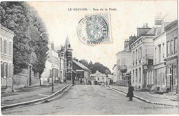 LE NOUVION --Rue De La Croix - France
