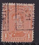 Oostende 1921  Nr.  2650B Hoekje Rechtsonder