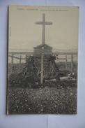 VERDUN-THIAUMONT-croix Et Tranchee Des BaÏonnettes - Verdun