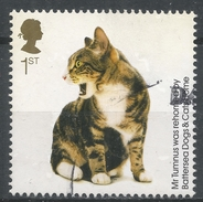 Great Britain 2010. Scott #2760 (U) Battersea Dogs And Cats Home, 150th Anniv. Mr Tumnus (cat) * - 1952-.... (Elizabeth II)
