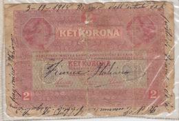 3-11-1918-RICORDO DELL'ENTRATA NEL PORTO DI FIUME DELLA R.N. EMANUELE FILIBERTO-REGALO DI UN PRIGIONIERO ITALIANO (RARO) - 1914-18