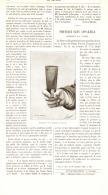 PHYSIQUE SANS APPAREILS (experiences Sur L'inertie )  1889  (1) - Non Classés