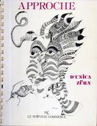 LIBRO APPROCHE D'UNICA ZURN LA NOUVEAU COMMERCE - Libros, Revistas, Cómics