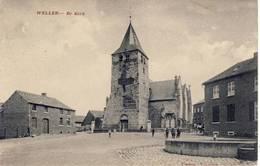 Wellen De Kerk (en Omgeving) 1910 - Wellen