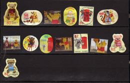 Japan, Japon, Ours, Bear, Tragen, Orso, Soportar, Suportar, - 1989-... Keizer Akihito (Heisei-tijdperk)