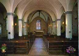 74  Eglise De FESSY LULLY Choeur Du XVI°s - France