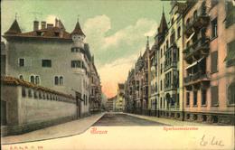 1904 BOZEN, Sparkassenstrasse, J. F. A., B. C. 372, Gelaufen - Italie