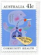 PIA - AUSTRALIA - 1990 : Per La Salute - (Yv 1151-54) - Salute