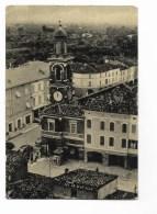 RUSSI DI ROMAGNA - TORRE DELL'OROLOGIO DALL'ALTO  VIAGGIATA  FG - Ravenna