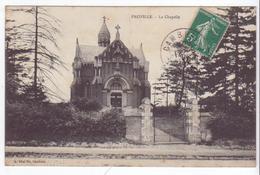 (59) Proville - La Chapelle. Bon état, A Circulé (1911). 2 Scans - France