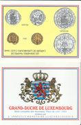1994 Monnaies Fleur De Coin - Institut Monétaire Luxembourgeois - Luxembourg