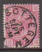 N° 38 - Sottegem - 1883 Leopold II