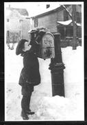 Corner Mail Box, Smithsonian Post Card, Unused - Postal Services