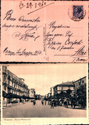 5828a)cartolina -  Cosenza  Corso Dei Martiri-ediz.rag.l.luberto Libreria - Cosenza