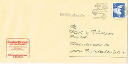 23392. Carta Impreso LEINFELDEN (Alemania Federal) 1980. Museum Spielkarten.  Naipes, Cartas - Otros