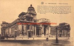 Palais De Justice Bruxelles - Monumenti, Edifici