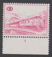 TR 397A Dof Papier/ Papier Terne XX - Plaatnr1(2) - Plate Numbers