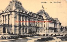 Le Palais Royal Bruxelles - Monumenti, Edifici