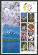 Thailand 2007 The 120th Anniversary Of Japan-Thailand Diplomatic Relations.S/S MNH - Thaïlande