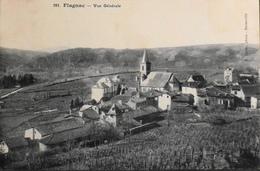 CPA.- FRANCE - Flagnac Est Situé Dans Le Département De L'Aveyron - Vue Générale -TBE - France