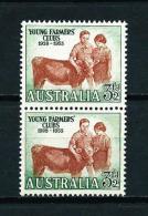 Australia  Nº Yvert  202 (pareja Vertical)  En Nuevo - Mint Stamps