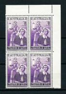 Australia  Nº Yvert  223 (bloque-4)  En Nuevo - Mint Stamps