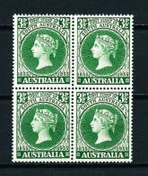 Australia  Nº Yvert  224 (bloque-4)  En Nuevo - 1952-65 Elizabeth II: Dezimalausgaben (Vorläufer)