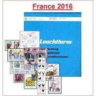 Jeu Leuchtturm Feuilles Complémentaires SF France 2016 - Non Classificati