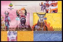 "Argentine / Argentina - 2003 - Exposition Philatélique Mondiale ""Bangkok 2003"". - Yvert BF 80 - Argentinië"