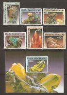 Congo - Kinshasa 2002 Mi# 1713-1718, Block 118 ** MNH - Minerals - Minerals