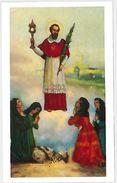 SANTINO HOLY CARD ORACION A SAN RAMON NONATO (73M - Santini
